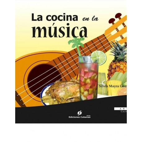 La cocina en la música